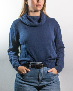 Camel Neck Sweater
